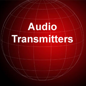 Audio Transmitters