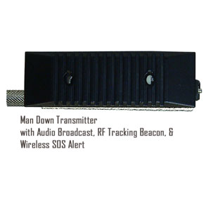 Man Down Transmitter