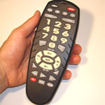 TV Remote Control Bug